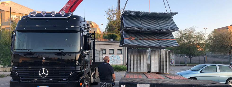 Trasporti gianluca tomadini i servizi che offriamo cosa - Portata massima camion italia ...